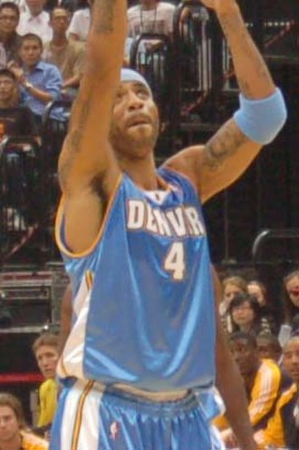 NABC Defensive Player of the Year - Kenyon Martin was also named the Naismith and Wooden Award winner in 2000.
