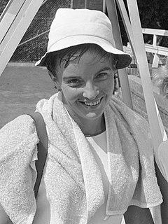 Kerry Melville Australian tennis player