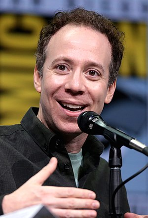 Kevin Sussman - Sussman at the 2017 San Diego Comic-Con