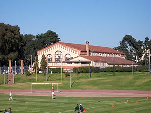 Kezar Pavilion