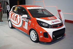 Kia Picanto - Kia Lotos Race-spec Picanto.