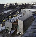 Kiasma nearly completed, 1998 (14300442321).jpg