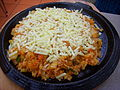 Kimchi fried rice with cheese.jpg