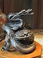 Kimura Toun.Perfume burner with dragon.Musée Cernuschi.JPG