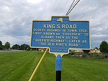 List of New York State Historic Markers in Ulster County