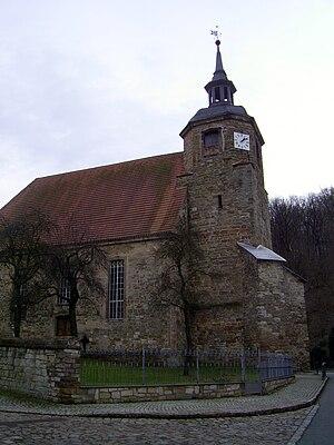 Leißling - Kirche Leißling