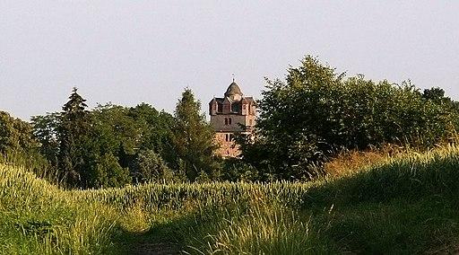 KirchturmEvKircheFronhausen
