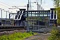 Kirkstall Forge Station, Leeds (geograph 4937417).jpg