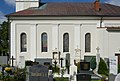 Klagenfurt Kirchengasse 12 Stadtpfarrkirche St Ruprecht S-Wand 29092015 5137.jpg