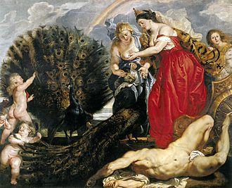 Juno and Argus - Image: Koeln wrm 1040