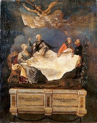 The Troelfth Cake - The Troelfth Cake, German version, in color