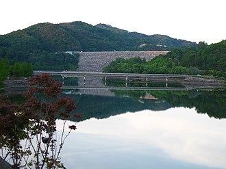 Nakdong River - Andong dam
