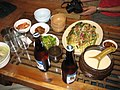 Korean cuisine-Pajeon-drinks.jpg