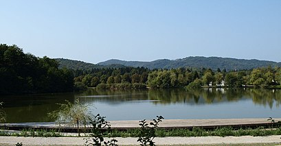 How to get to Koseze Pond with public transit - About the place