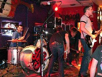 Kosher (band) - Kosher performing at The Brick in Kansas City, MO, May 2, 2008.