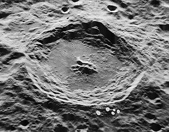 Kovalevskaya (crater) - Image: Kovalevskaya crater 5024 h 2
