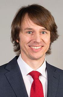 Edvard Kožušník Czech politician