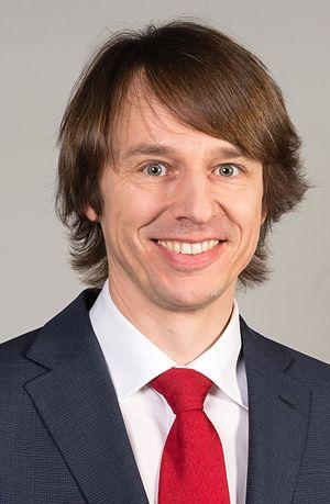 Civic Democratic Party leadership election, 2014 - Image: Kozusnik Edvard 2014 02 06 1 (cropped)