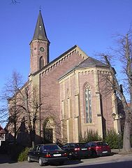 Saint Martin's Chapel in Muenzesheim