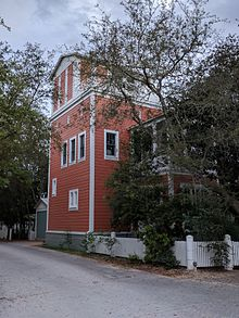 Krier House, Seaside, Florida