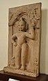 Krishna Lifting Govardhan Mound - Circa 19th Century CE - ACCN 88-147 - Government Museum - Mathura 2013-02-23 5352.JPG