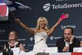 Krista Siegfrids, ESC2013 press conference 01.jpg