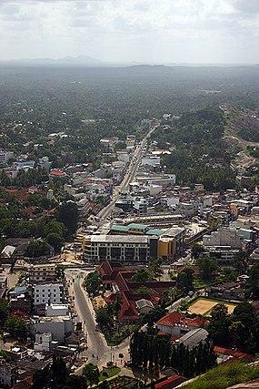 Kurunegala - Wikipedia