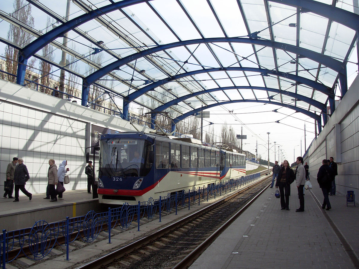 kiev light rail