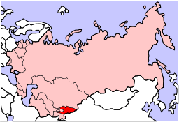 Kyrgyz SSR map.svg