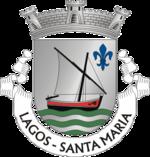 Brasão da freguesia de Santa Maria