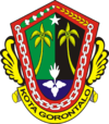 Official seal of Gorontalo City