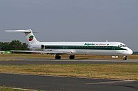 LZ-LDP - MD82 - Bulgarian Air Charter