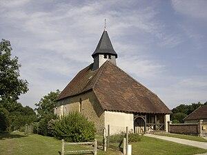 Amance, Aube - Image: La Ville Aux Bois église 1