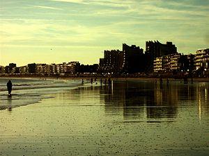 La Baule-Escoublac - La Baule beach