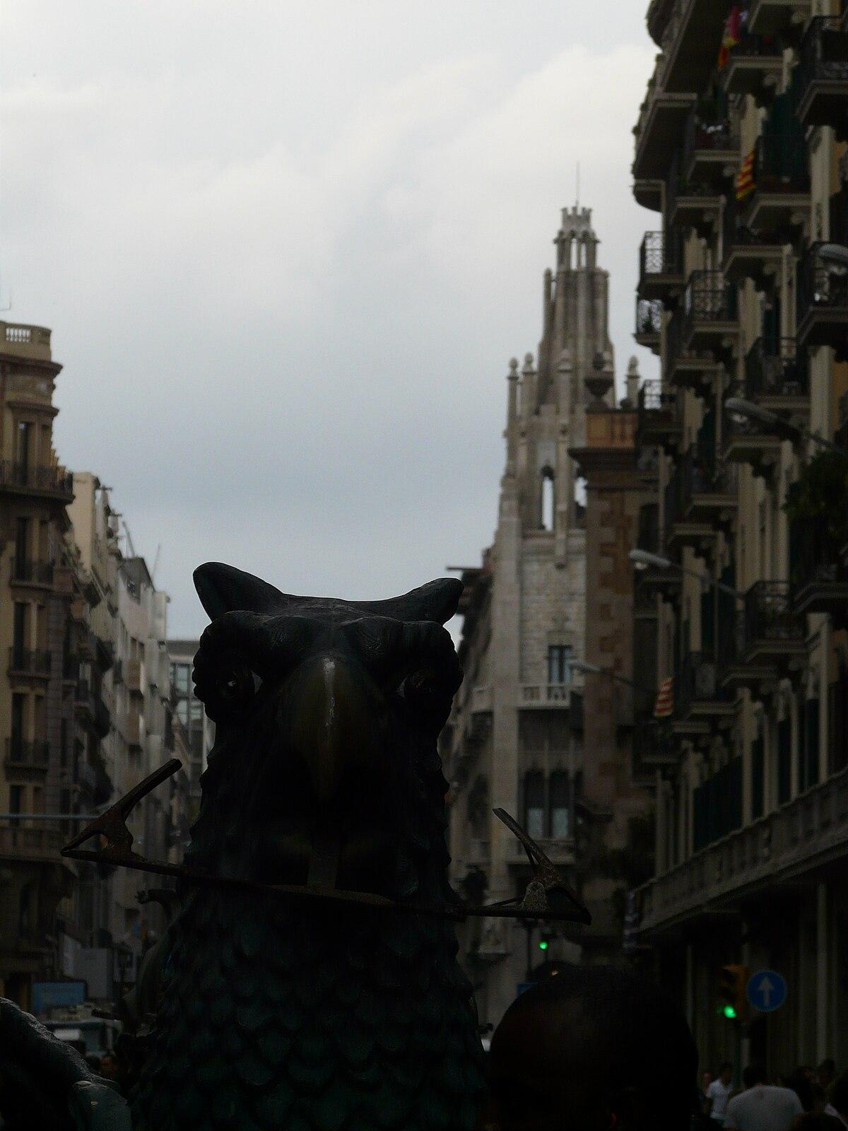 grifo de barcelona wikipedia la enciclopedia libre