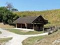 La Chaussée-Tirancourt (80), parc Samara, zone des animations et reconstitutions - atelier du travail du bois 1.jpg