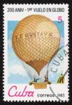 La Gustave, timbre-poste de Cuba, 1983.png
