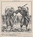 La Levée du Camp, from Au Camp de Saint-Maur, published in Le Charivari, September 3, 1859 MET DP876769.jpg