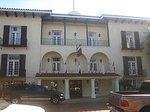 San Agustin de Laredo Historic District - Image: La Posada Hotel in Laredo, TX IMG 1773