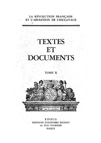 File:La Révolution française et l'abolition de l'esclavage, t10.djvu