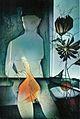 La femme sur tapisserie verte - Synthesis first (1945-1988).jpg