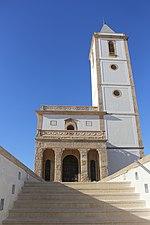 La iglesia de Las Salinas de Cabo de Gata, Almeriai.jpg