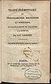 Lacroix, Sylvestre François – Traité élémentaire de trigonométrie rectiligne et sphérique, et d'application de l'algèbre à la géométrie, 1813 – BEIC 763305.jpg