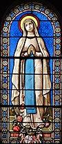 Lailly-en-Val (Loiret) Église, vitrail 04.JPG