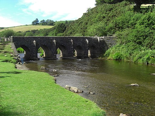 Lanacre Bridge (geograph 1980178)