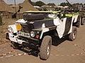 Land Rover, licence registration 'MFG 968W' pic.JPG