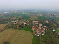 Landecy-aerial.JPG