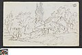 Landschap, circa 1811 - circa 1842, Groeningemuseum, 0041697000.jpg