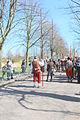 Lange speren spiezen bleven lang in gebruik 1 april feest Brielle.jpg