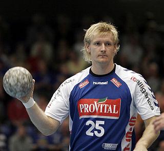 Lasse Boesen Danish handball player